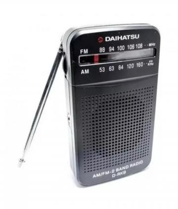 RADIO MINI POCKET D-RK9 AM/FM