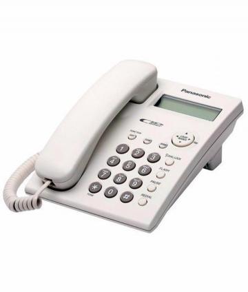 TELEFONO DE MESA KX-TSC11AGW