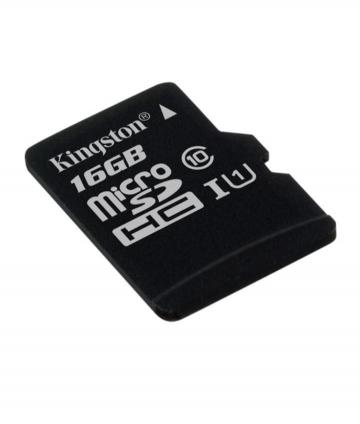 TARJETA DE MEMORIA MICRO SD 16GB KISDC16