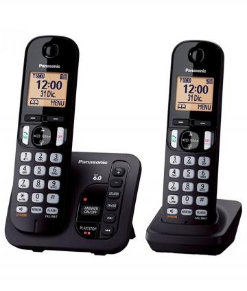 TELEFONO INALAMBRICO KX-TGC222AGB (TRIA