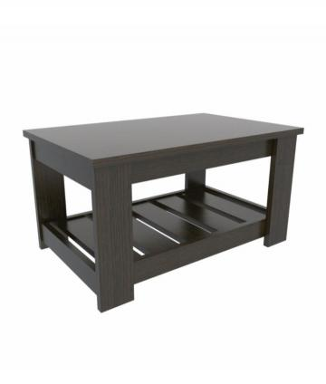 MESA DE LIVING ART 2002 WENGUE