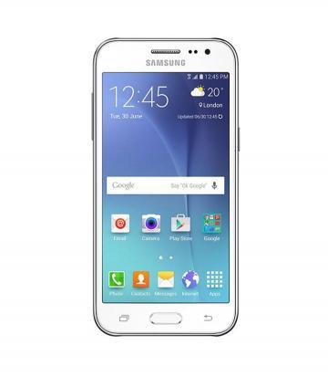 TELEFONO CELULAR LIBRE SM-J2MZW WHITE