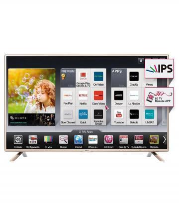 TV 42'LED MOD LF5850 SMART TV