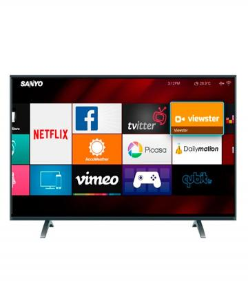 TV 43'LED LCE43IF16 FHD SMART