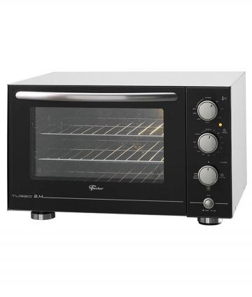 HORNO ELECTRICO GOURMET NEGRO GRILL 44LT