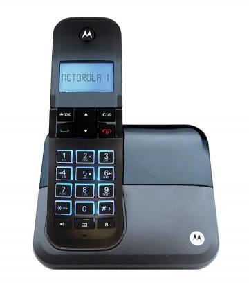 TELEFONO INALAMBRICO M4000CE-2 DECT (VIS