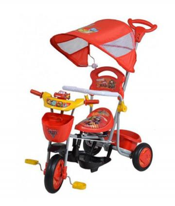 TRICICLO XG-8001NT2 CARS 1355