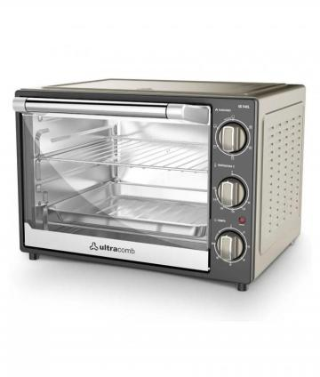 HORNO ELECTRICO UC-54CL CHAMPAGNE 54LTS