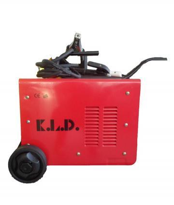 SOLDADORA KLDS-200R P/ARCO 200A C/RUEDAS
