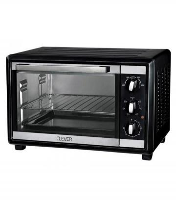 HORNO ELECTRICO MOD HEC42N NEGRO 42LTS