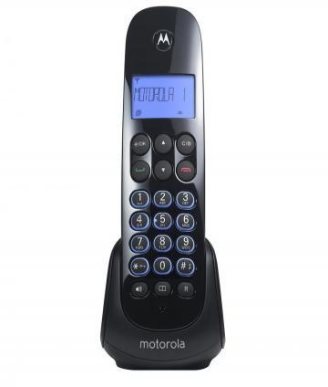 TELEFONO INALAMBRICO M750 NEGRO
