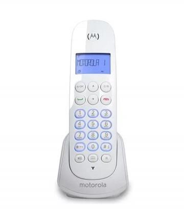 TELEFONO INALAMBRICO M750W BLANCO(VISUAR