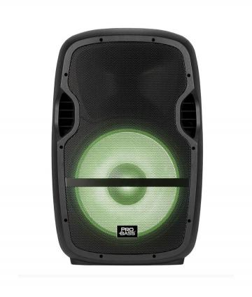 PARLANTE C/PIE ELEVATE LP ACTIVA 2000W