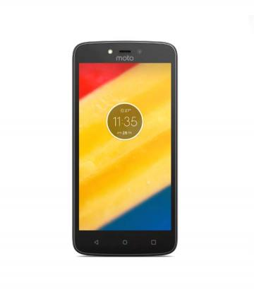 CELULAR MOTO C 4G NEGRO XT1756 SINGLE SIM OPEN