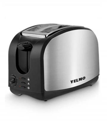 TOSTADORA TO-3009 INOX 900W