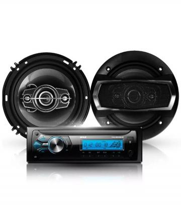 AUTOESTEREO ELK-638BT C/PARL.+MP3/BT