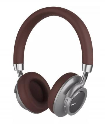 AURICULARES F9 BLUETOOTH HEADPHONE BROWN