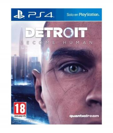 JUEGO PLAY-4 DETROIT BECOME HUMAN