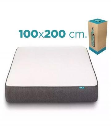 COLCHON 100X200X25 CBOX ESPUMA