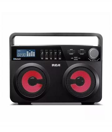 PARLANTE BOOMBOX RSICON BLUETOOTH PORTATIL 600W