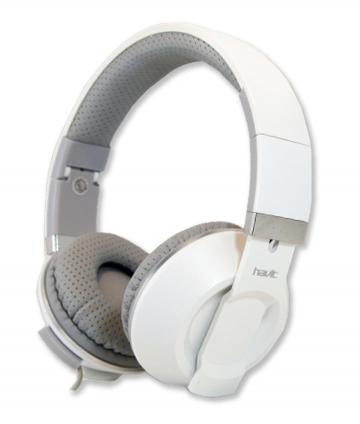 AURICULARES HV-H2171 D WIRED BLANCO