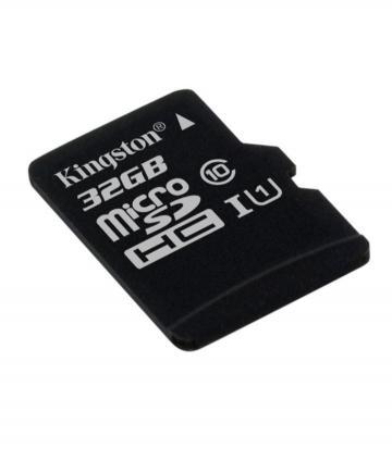 TARJETA DE MEMORIA MICRO SD 32GB C/ADAP.
