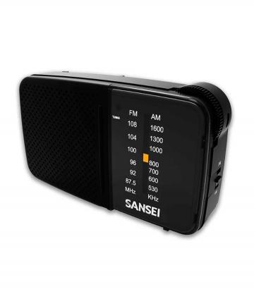 RADIO RX7 PORTATIL AM/FM