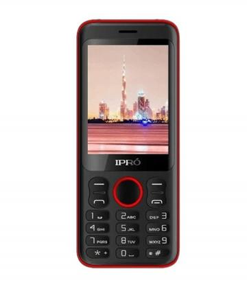 CELULAR LIBRE A28 BLACK/RED