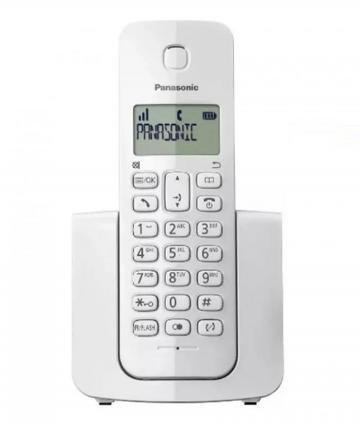 TELEFONO INALAMBRICO KX-TGB110AGW WHITE