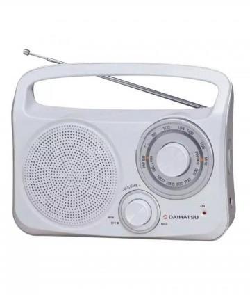 RADIO D-RP400 AM/FM DUAL