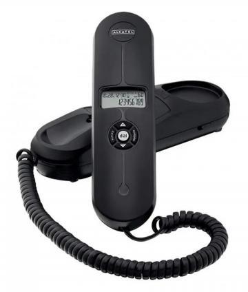 TELEFONO T.05 NEGRO TELALC5 DE MESA