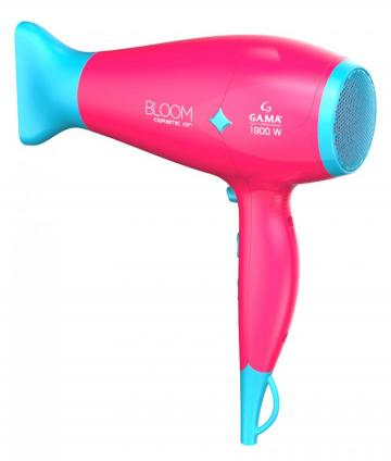 SECADOR DE CABELLO DIAMOND BLOOM PINK