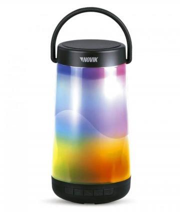 PARLANTE LAMPARA GLOW BLUETOOTH/USB/MICROSD