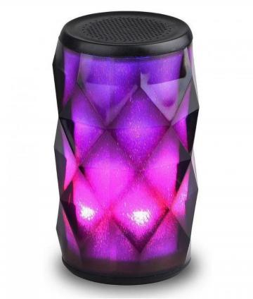 PARLANTE PORTATIL AURORA BLUETOOTH LUCES
