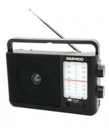 RADIO DUAL CLASICA AM/FM DI-RT-227