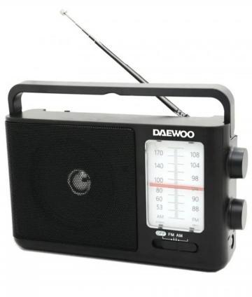 RADIO DUAL DI-RT227 CLASICA AM-FM
