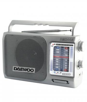 RADIO DUAL DMR-114 CON BLUETOOTH