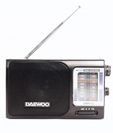 RADIO DMR-113 AM/FM DOS BANDAS
